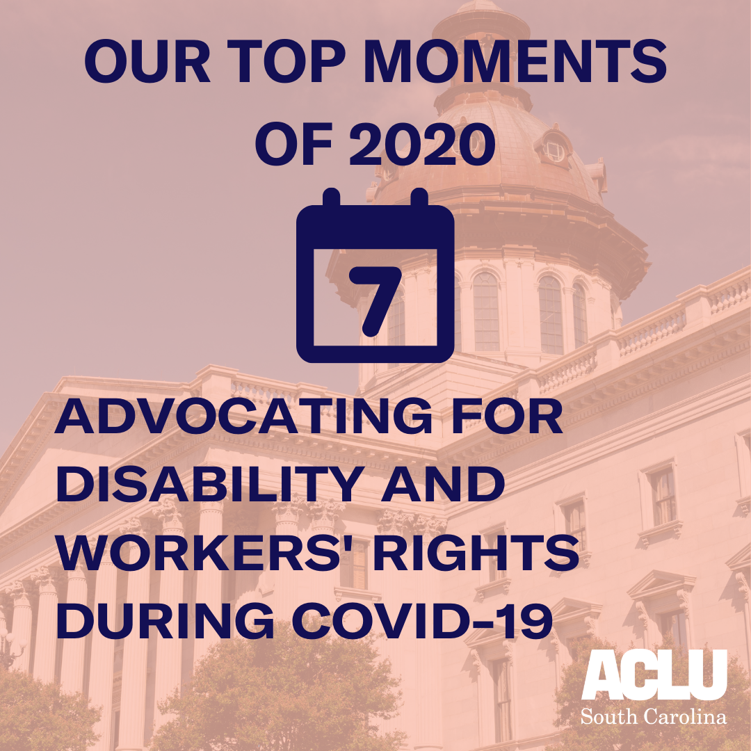 Advocating for Disability and Workers' Rights