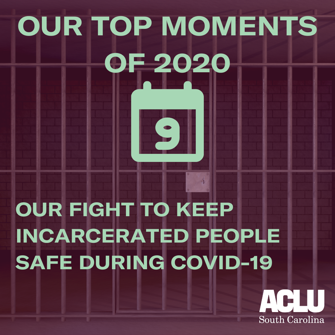 Protecting Incarcerated People from COVID-19