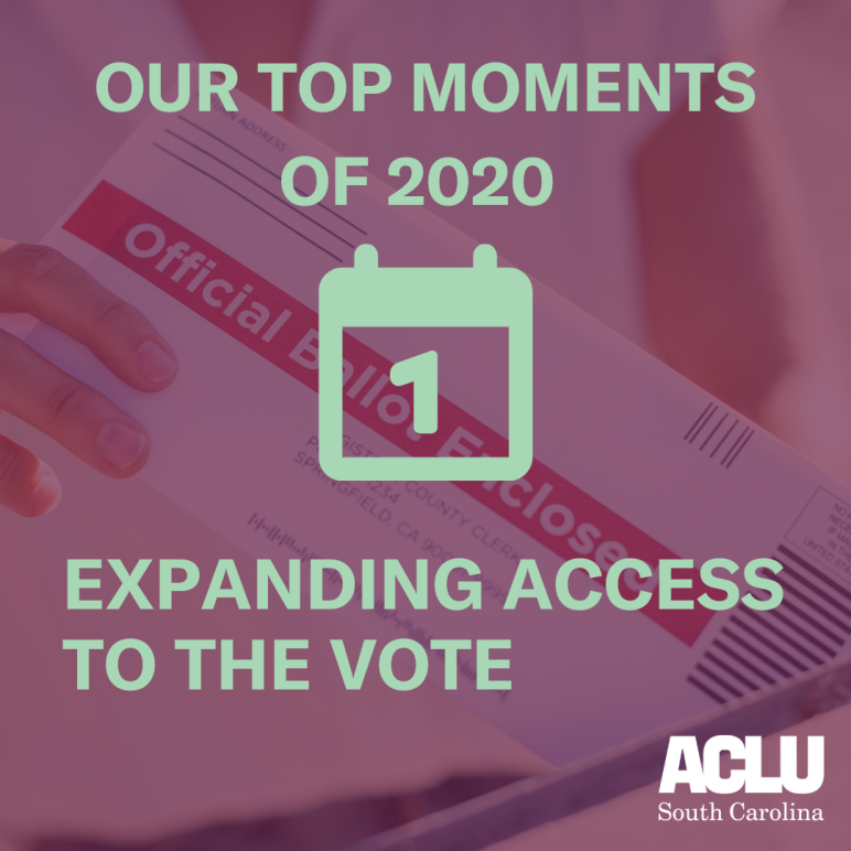 Expanding Access to the Vote