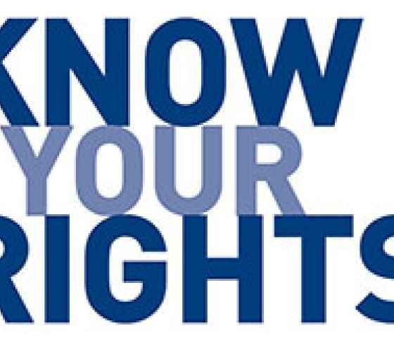 Know Your Rights Police